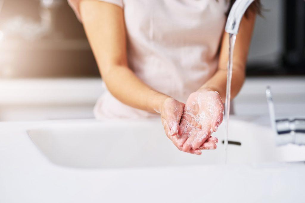 COVID 19 Handwash S